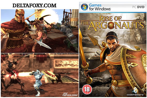 Rise of the Argonauts - DELTAFOX PC GAMES