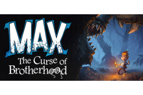 Max: The Curse of Brotherhood on Steam