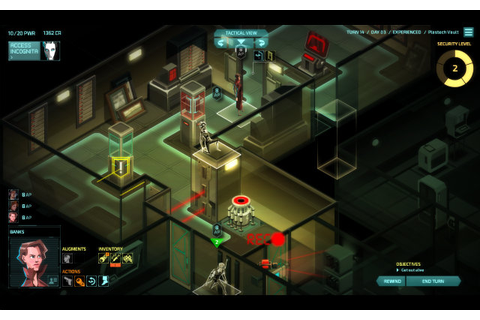 Invisible Inc: Game Review
