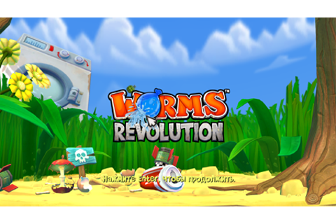 Download Free Game Worms Revolution Full Version ...