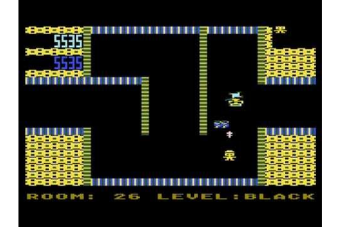 Forgotten games Shamus on Atari 800 130 65 - YouTube