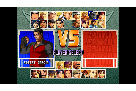 The King of Fighters 96 [MUGEN] By MKS (Gameplay) - YouTube