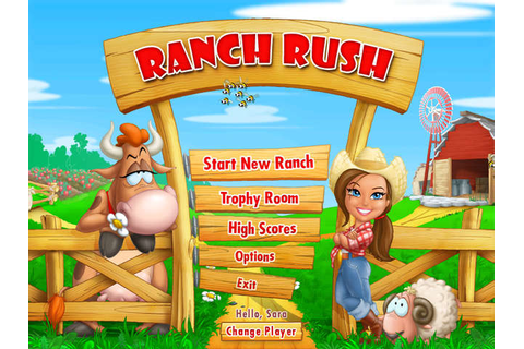 Ranch Rush | GameHouse