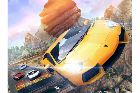Asphalt 8: Airborne is the first of several Gameloft games ...