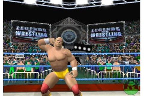 Legends of Wrestling - GameCube - IGN