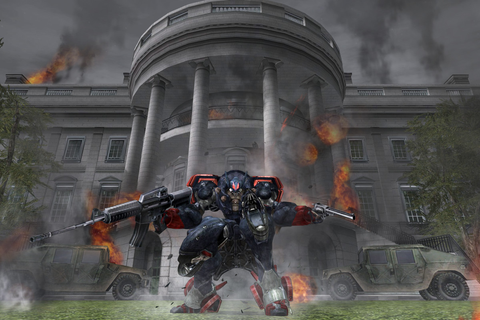 Metal Wolf Chaos XD PC Game Free Download Full Version