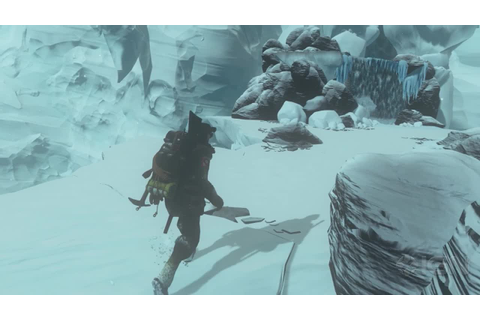 Edge of Nowhere VR Gameplay - Traversing an Ice Cavern ...