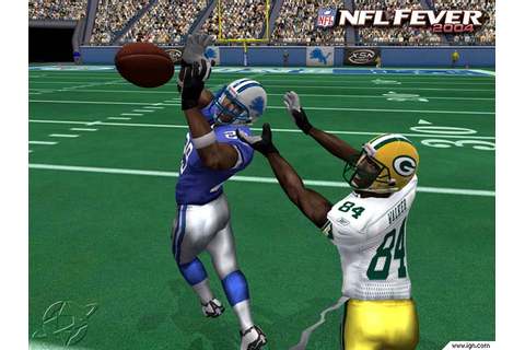 NFL Fever 2004 Screenshots, Pictures, Wallpapers - Xbox - IGN