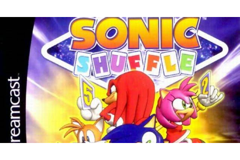 Neko Random: A Look Into Video Games: Sonic Shuffle ...