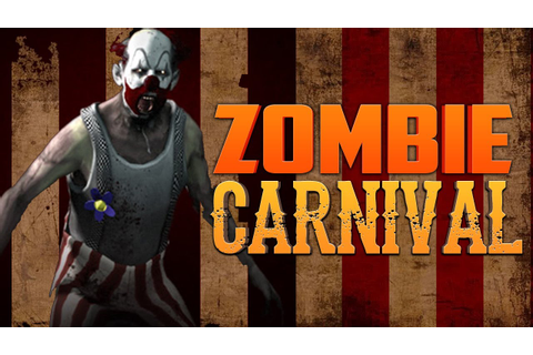 ZOMBIE CARNIVAL ★ Left 4 Dead 2 (L4D2 Zombie Games) - YouTube