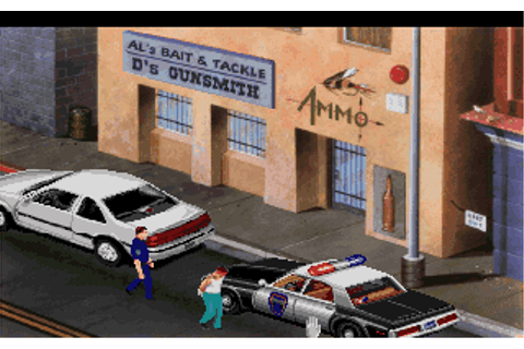 Police Quest: In Pursuit of the Death Angel (Adventure ...