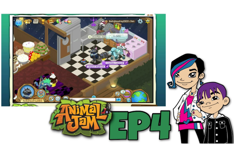 Animal Jam - Audrey Game Play EP4 - YouTube