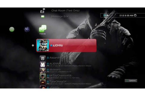 Black Ops 2 PS3 Dynamic Theme (With Link) - YouTube