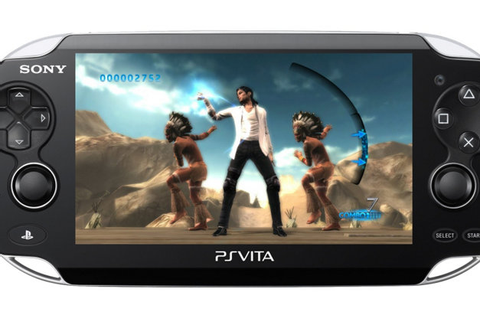 Michael Jackson The Experience Game | PSVITA - PlayStation