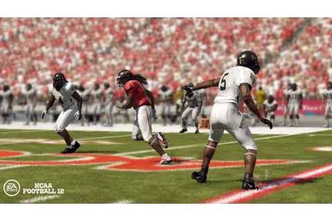 Video Games: NCAA Football 12