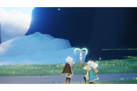 Thatgamecompany's Sky is what happens when you combine ...