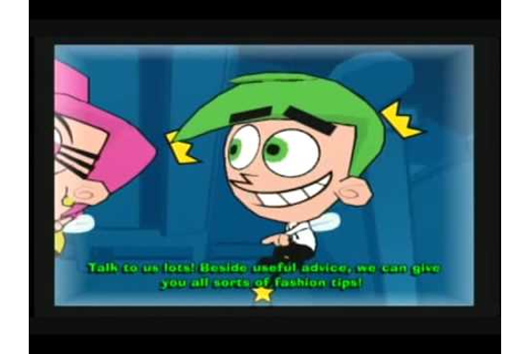 Fairly Oddparents: Breakin' Da Rules walkthrough part 1 ...