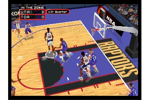 NBA in the Zone 2000 (Europe) ROM