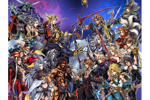 Dissidia: Final Fantasy - Games.cz
