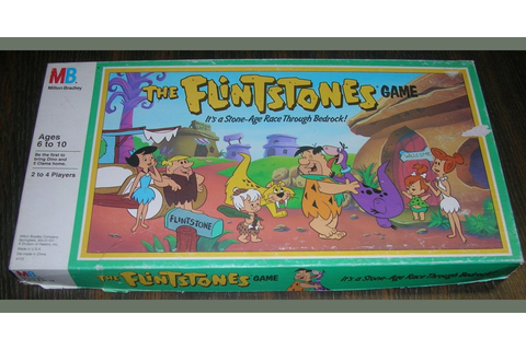 The Flintstones | Board Game | BoardGameGeek