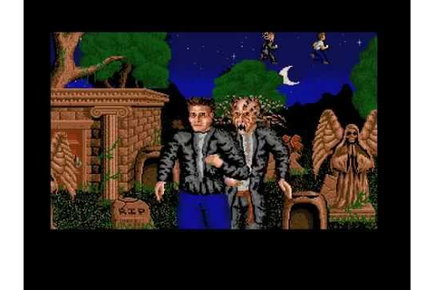 Nightbreed: The Interactive Movie Game - YouTube