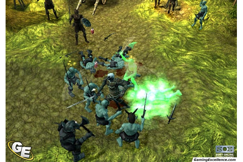 Champions of Norrath Review - GamingExcellence