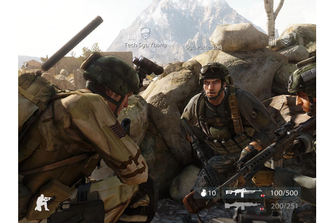 Hollywood & Beyond: Medal Of Honor Tier 1 (2010) : Video Game