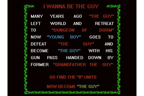 I Wanna Be The Guy: The Movie - The Game - дата выхода в ...
