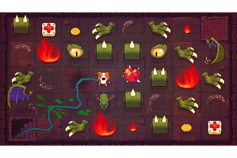 Indie Retro News: Fidel Dungeon Rescue - Play as a cute ...