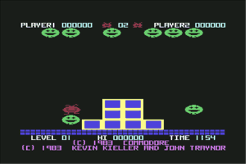 Download Jack Attack (Commodore 64) - My Abandonware