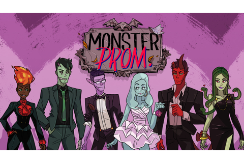 Monster Prom is High School Like You Remember It, But With ...