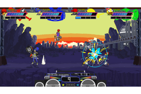 Lethal League on Steam