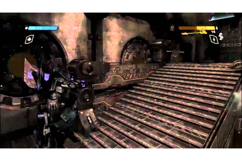 Transformers: War for Cybertron - Mission 2 - YouTube