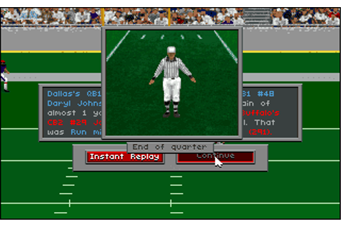 Download Front Page Sports: Football Pro - My Abandonware