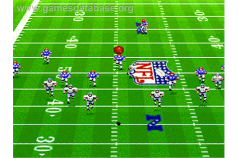 Madden NFL '94 - Nintendo SNES - Games Database
