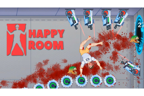 Happy Room - Best Killing Machine Ever! - Let's Play Happy ...