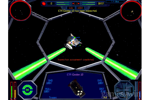 Star Wars: X-Wing Vs. TIE Fighter Free Download full game ...