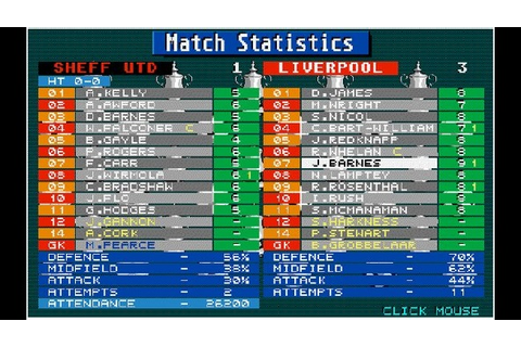 The history of Championship Manager, part one: from 1992 ...