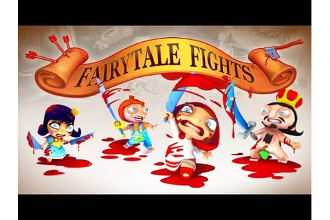Fairytale Fights - rare game - ( Xbox 360 - PlayStation 3 ...