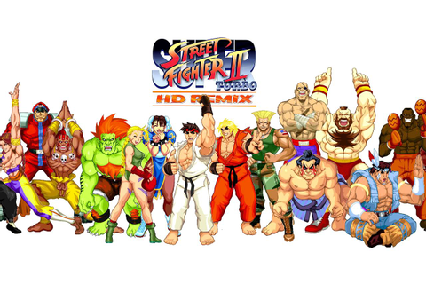 Super Street Fighter 2 Turbo HD Remix - OST (Full Album ...