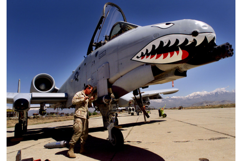 11 amazing A-10 Warthog images | Slideshow | Fox News