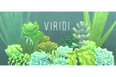 Nurture a small pot of succulents that grow in real time. Viridi is a ...