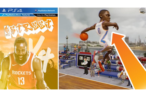 NEW NBA STREET GAME! EA SPORTS SHUT UP AND TAKE MY MONEY ...