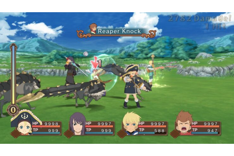 Tales of Vesperia Definitive Edition PC System ...