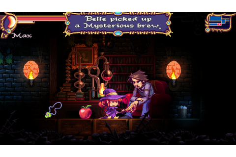 Mystik Belle on Steam