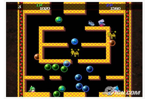 Bubble Bobble Plus! Review - IGN