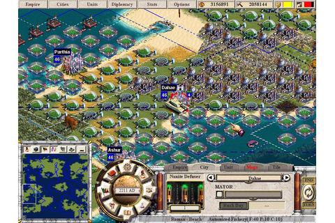 Civilization: Call to Power 2 PC Review | GameWatcher