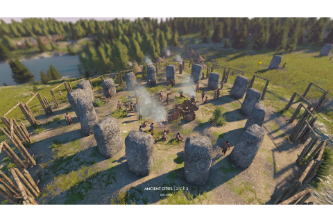 Ancient Cities is an upcoming PC game city builders should ...