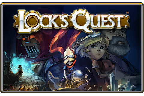 Lock's Quest - Test zum Taktik-RPG-Aufbau-Strategie-Tower ...