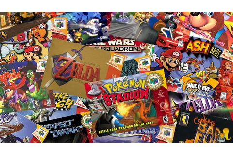 N64 Games Online | Play Best Nintendo 64 Emulator FREE